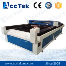 multifunction laser cutter AKJ1325H die cutting glass metal wood cutting machine