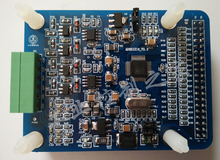 Angle Decoding of Rotary Decoding Circuit Board AD2S1210 for Resolver