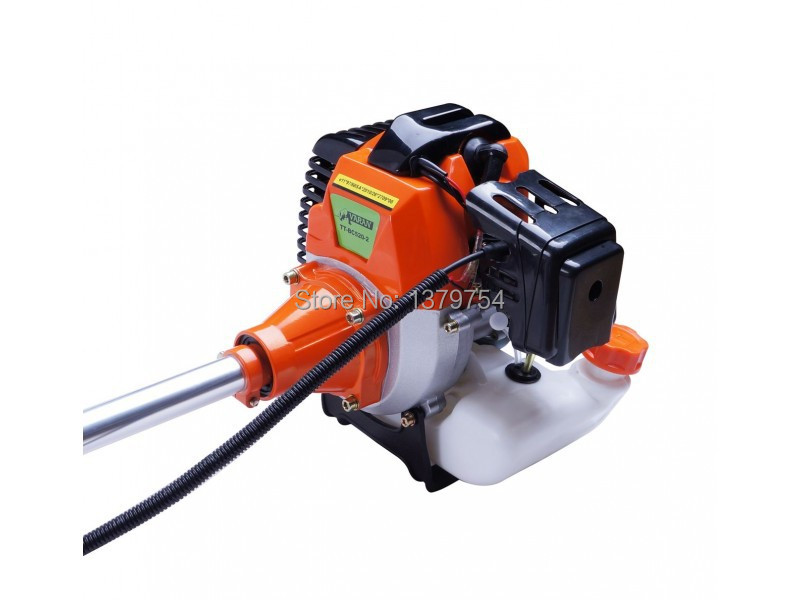 Desbrozadora a gasolina de alta resistencia 2 en 1 de 52cc, - Herramientas de jardín - foto 4