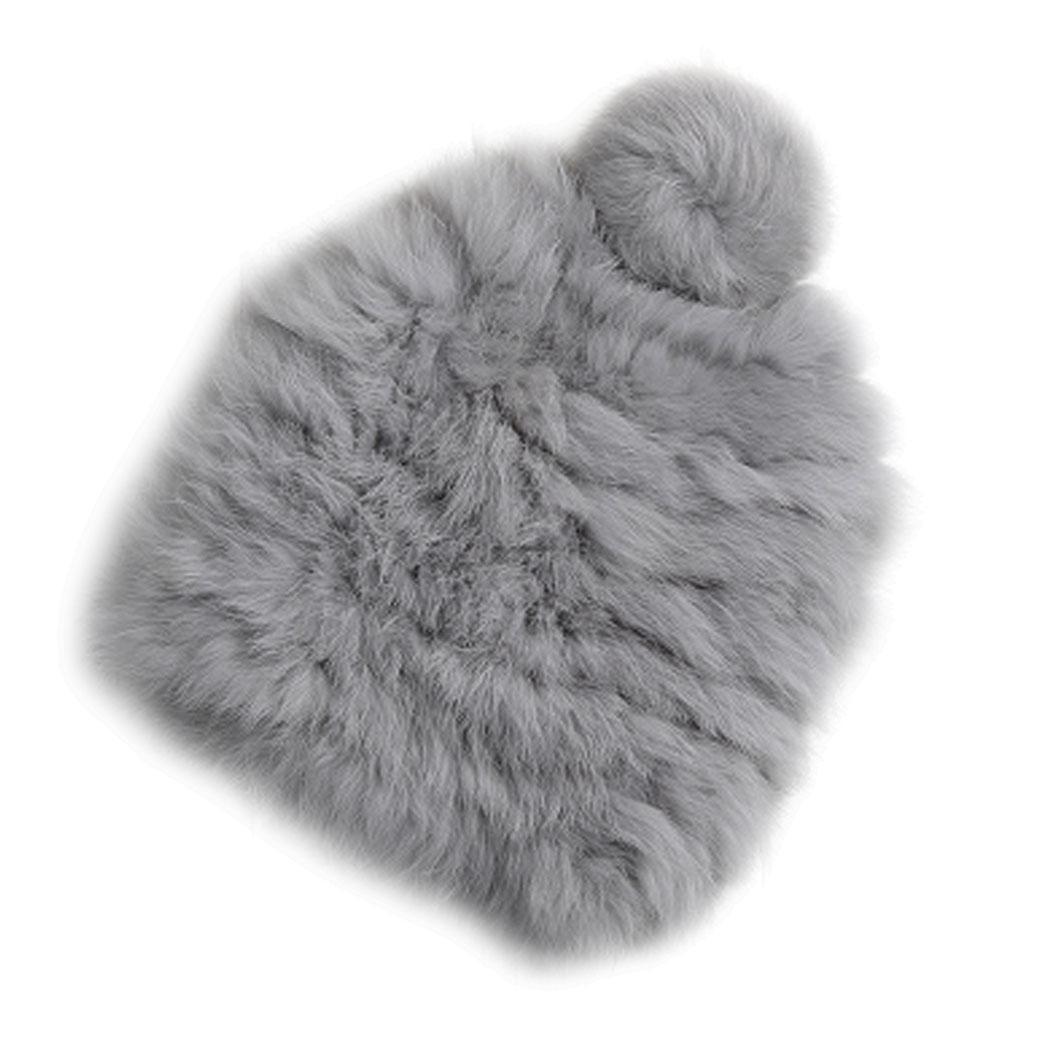 5133233de4f7 ộ ộ ༽Réel De Fourrure De Lapin Femmes de Chapeaux Chapeaux D hiver ...