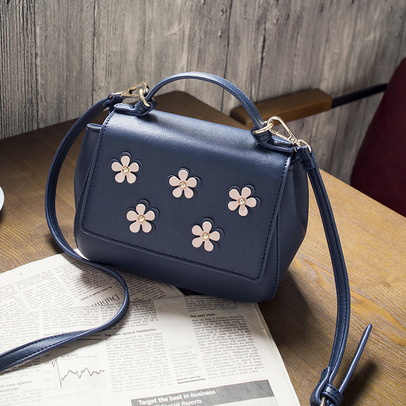 Women Flower Crossbody Bags Girl Small Satchels Handbags Baguette Mini Messenger Shoulder Bag Fashiob Hand Bag bolsos femeninos mini women crossbody bags small women