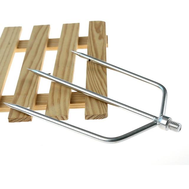 3 Tine Prongs Fork for Fishing Gun
