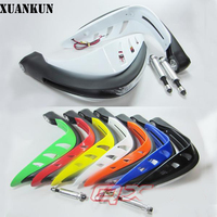 XUANKUN Scooter Street Car Ride Across The GN EN Off Road Motorcycle Modified LED Guardian Bow
