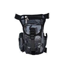 Outdoor Ride Multifunction Nylon Tactical Bag For The Belt Waist Bananka Men Fanny Pack Mountaineering Leg