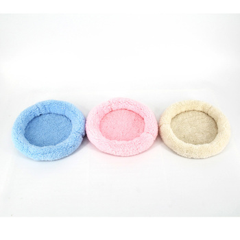 1pcs Guinea Pig Toy Chinchilla Bed Multiple Colour Plush Hamster House Healthy Small Animal Nest Pet Supplies Accessories 1