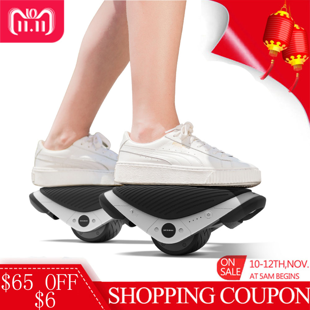 NO TAX 2pc Ninebot W1 Electric Balance Wheel Scooter From Xiaomi Mijia Electric Single Wheel Balance Scooter Smart Wheel Scooter цена