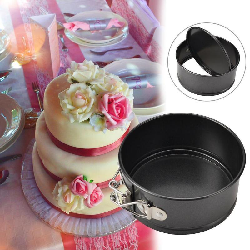 Baking Pan Cake Tool Dish Bakeware Non Stick Mold Kitchen