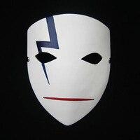 Halloween movie theme mask Collector's Edition DARKER THAN BLACK Li Shunsheng mask resin mask thunder (F433)