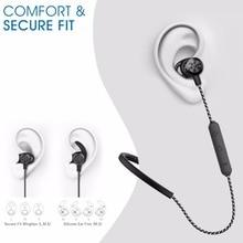 Wireless Headphone Bluetooth Sport In ear Magnetic Stereo