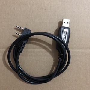 Image 2 - baofeng multifunction program cable uv 5R series UV82 888S KD C1  walkie talkie multifunction two way radio program cable