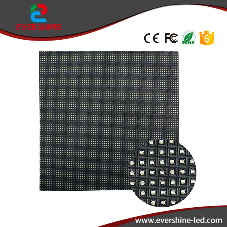 ФОТО P3.91 smd rental led modules indoor 1/16 scan hd display module size 250x250mm