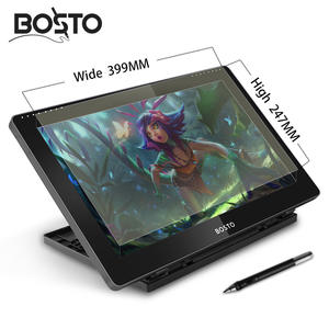 Monitor Drawing Bosto Protective-Film Tablet Graphic Clear Ultra for 16hd-Art