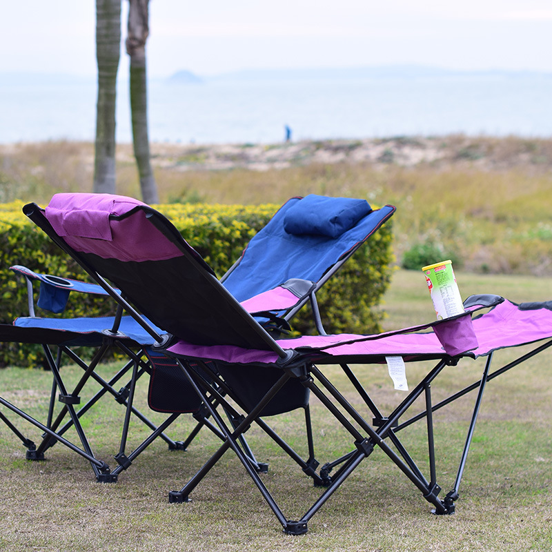 Mesh Recliner Folding Chair Lunch Break Outdoor Camping Leisure Sofa Fishing In Beach Chairs From Furniture On Aliexpress Alibaba Group