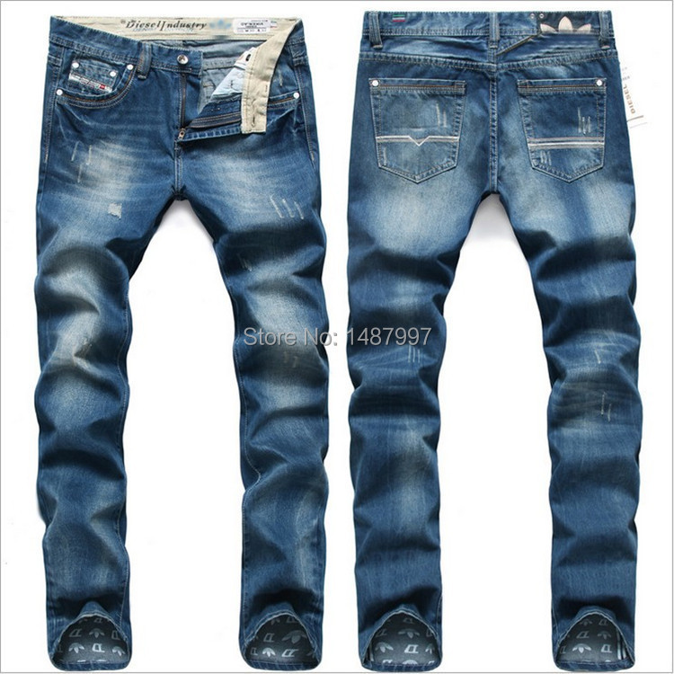 Aliexpress.com : Buy New Trend Free Shipping Mens Jeans,Men Famous ...