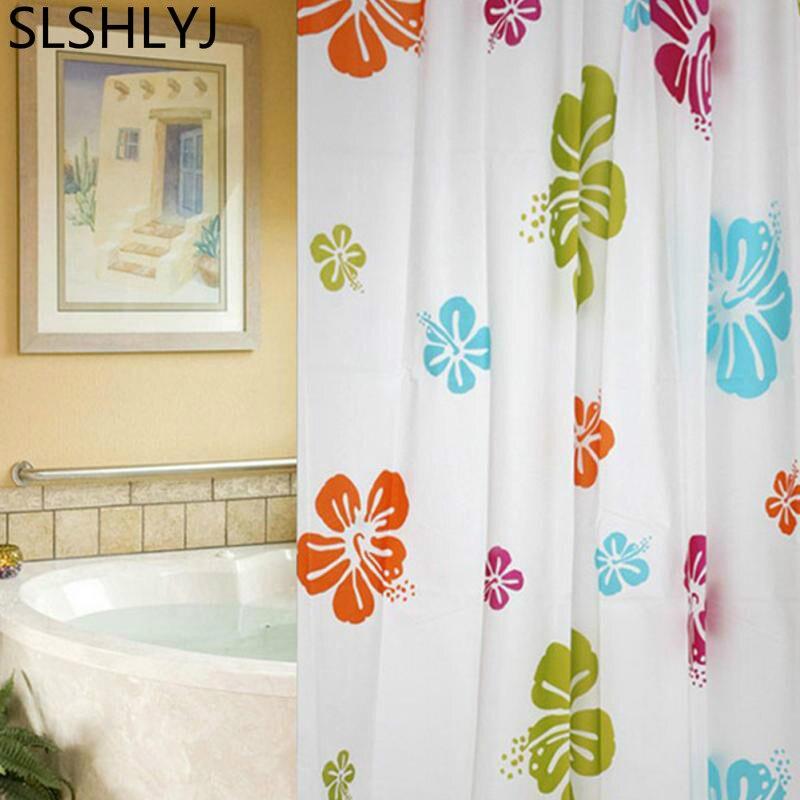 180x200cm SPA Waterproof Shower Curtain PEVA Bathroom