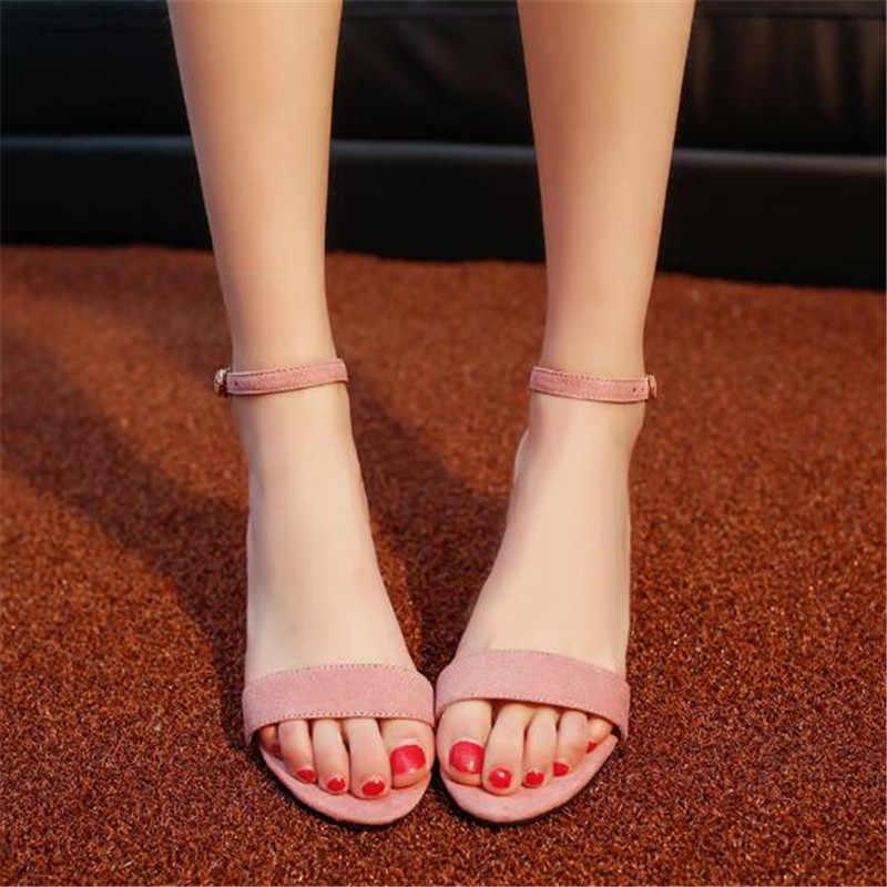 Mùa Hè nóng Nữ Giày Nữ Bơm Đầm Giày Cao Gót Xuồng Giày Giày Cưới Tenis Feminino Với Peep Toe Giày Xăng Đan Casual