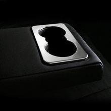 Для jaguar xf xe 2016 2017 2018 abs матовая Автомобильная задняя