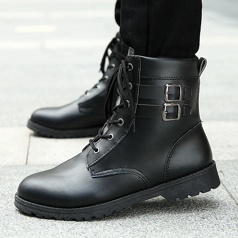 High Quality Combat Style Boots Men-Buy Cheap Combat Style Boots ...