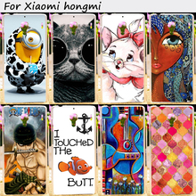 Mobile Phone Bags and Cases For Xiaomi Red Rice Redmi 1S Cases Anti-Knock Hard Plastic Fashion New Protective Skin Shell Housing