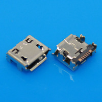 For Samsung Mobile I9103 E329 S5570 GB70 S239 I559 M930 Charging port Micro USB Connector 7PIN
