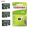Toshiba New Certified Memory Card Genuine Capacity Micro SD 80M/S 16GB 32GB SDHC 64GB 128GB SDXC Class10 UHS-1 Micro SD Card