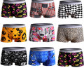 Underwear Crosshatch Mens Boxer Shorts New Gift Trunks Designer Hot Boxers