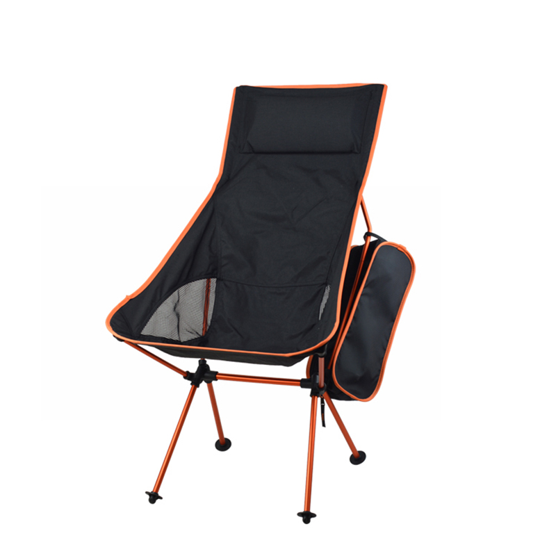 New Outdoor Portable Lightweight Folding Camping Stool Chair With comfortable pillow for Hiking Travel Picnic BBQ Beach Fishing portable chair seat outlife ultra light chair folding lightweight stool fishing camping hiking beach party picnic fishing tools