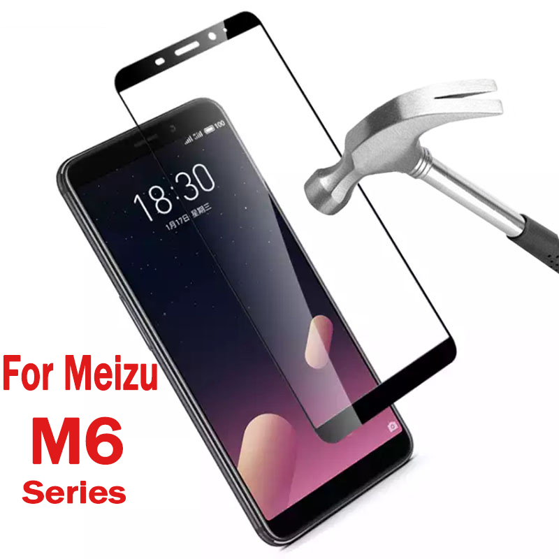 Tempered Glass For Meizu M6s MX6 M6 Note Screen Protector For Meizu M 6s 6Note X6 M6S M6note MX 6  Protective Glas Film Cover