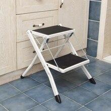 Креативный складной простой ступенчатый табурет, кухонная скамейка, Портативный Табурет, домашняя скамейка, увеличивающий табурет, стремянка Dotomy