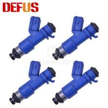 4 шт. топливный инжектор DEFUS OEM 088062830 для Honda Civic Acura RDX K20 K24 B16 B18 Высокое качество Новый 16450RWCA01