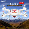 2017 Новый Oringal X5UC Drone Syma RC Quadcopte 2.4 Г 4CH Функцию Hover Безголовый Режим, 2.0MP HD Камера, X5UC модернизированный Новая Версия