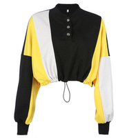 Kaguster blusas mujer de moda 2019 blouse women vadm shen women short Blouse harajuku long sleeve women blouses blusa