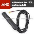 Al aire libre 4G de la Señal Recibida de la Antena, antena LTE de Comunicaciones, Adhesivo 3 M cable