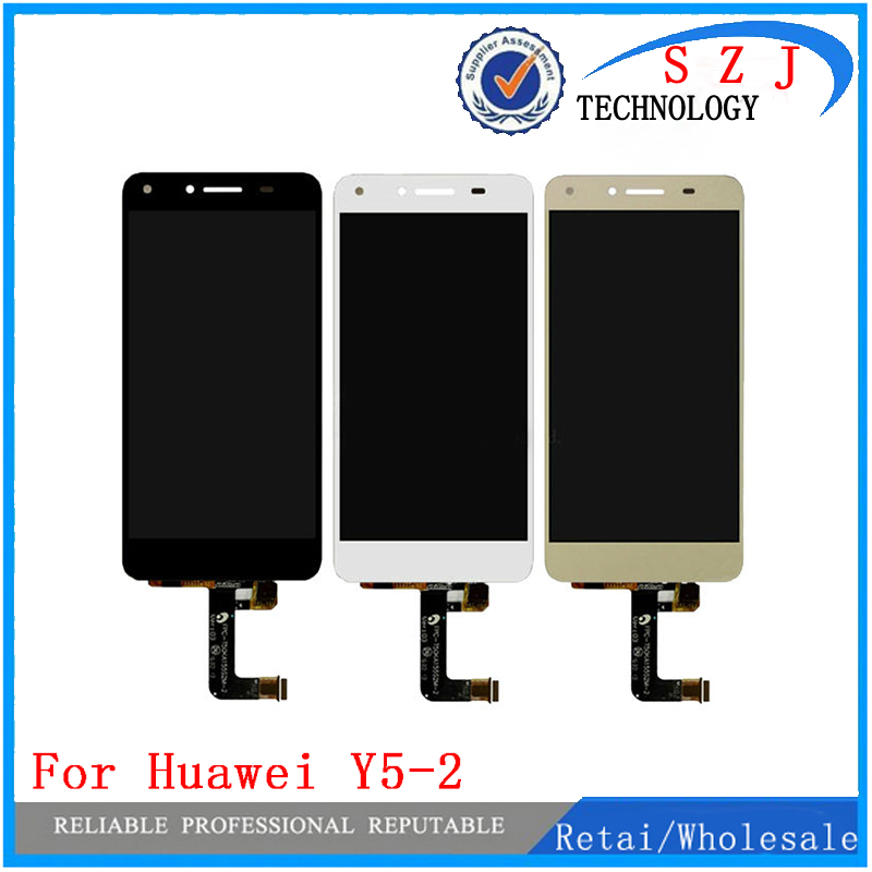 New 5.0 inch LCD+TP for Huawei Y5-2 Y5 ii Y5ii LCD Display+Touch Screen Digitizer Assembly Replace Free ShippingNew 5.0 inch LCD+TP for Huawei Y5-2 Y5 ii Y5ii LCD Display+Touch Screen Digitizer Assembly Replace Free Shipping