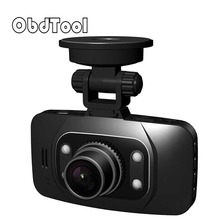 Cheaper Full HD1080P Car Dvr Camera Recorder Wide-angle Motion Detection G-sensor Night Vision Gs8000l Car Camera WITH HDMI LR20