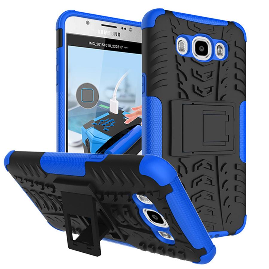 Heavy Duty Armor Case Coque Fundas for Samsung S8 Plus J1 Mini Ace J2 J3 Pro J5 J7 2016 A3 A5 A7 2017 J2 J5 J7 Prime Stand Armor