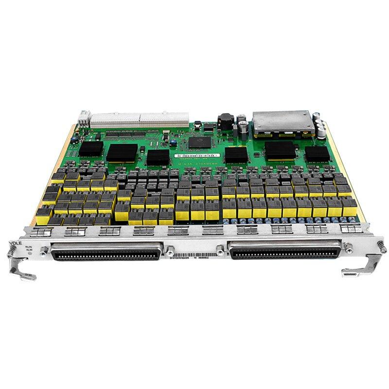 Хуавэй VDLE 32 канала VDSL2 32 кастрюли сервисные платы, 32 канала VDSL2 доска для huawei GPON/EPON MA5616 MA5818 OLT ASRB
