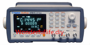 Brand New AT810 Digital LCR Meter 100Hz, 120Hz, 1kHz, 10kHz