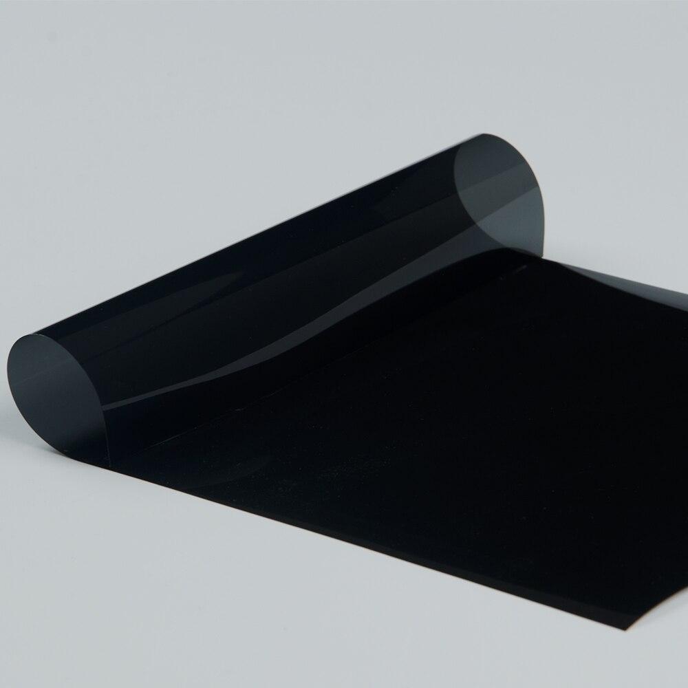 4mil Ceramic Tints 15% Safety Security Film Building Automotive Window Sticker 50cmx152cm