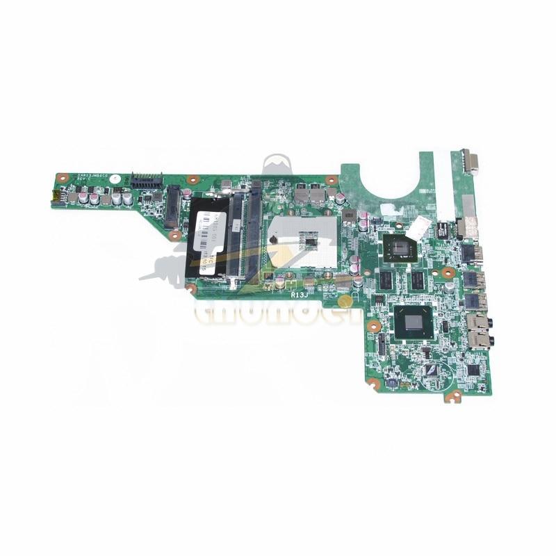 DAR13JMB6C0 REV C 681045-001 for hp pavilion G4 G6 G7 laptop motherboard HM65 DDR3 original 655990 001 main board ddr3 fit for hp pavilion g4 g7 g6 series notebook pc motherboard 100% working