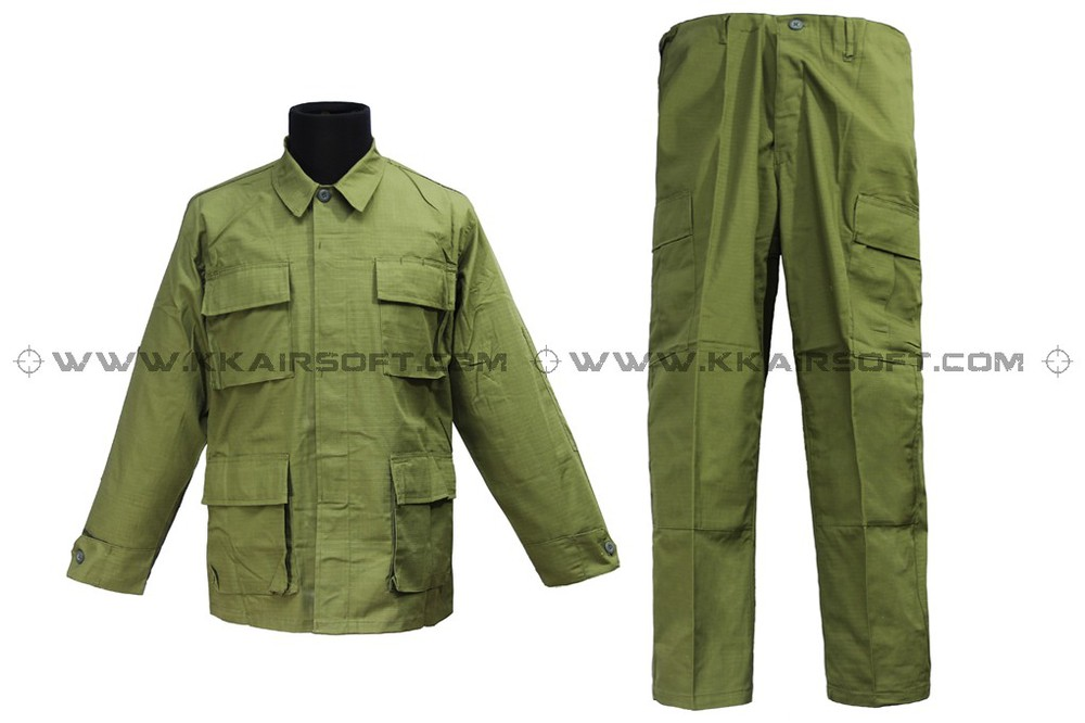 ФОТО us army military uniform for men Army Suit Military Clothing Dark Green CL 01 DG