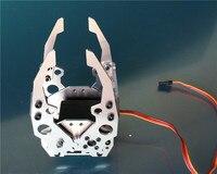 Mechanical Handset Hand Gripper Manipulator Mechanical Arm Mechanical Arm Metal Claw.
