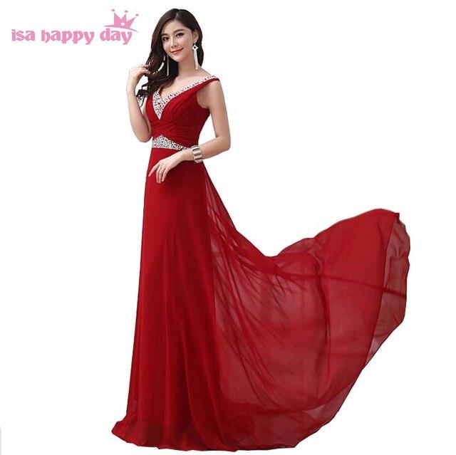 Big Red Carpet Dresses For Sale Women Bridesmaid New Arrival
