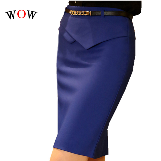 Aliexpress.com : Buy Spring thin slim hip High Waist Office work ...