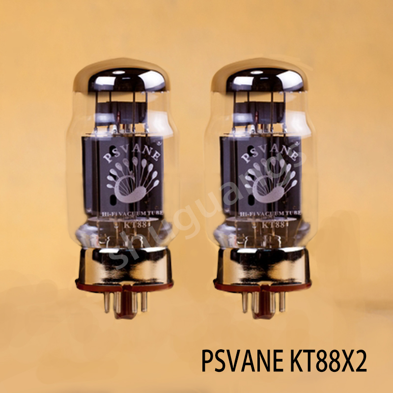 2Pcs Psvane KT88 matched pair vacuum tubes new CV5220.6550 for amplifier psvane kt88