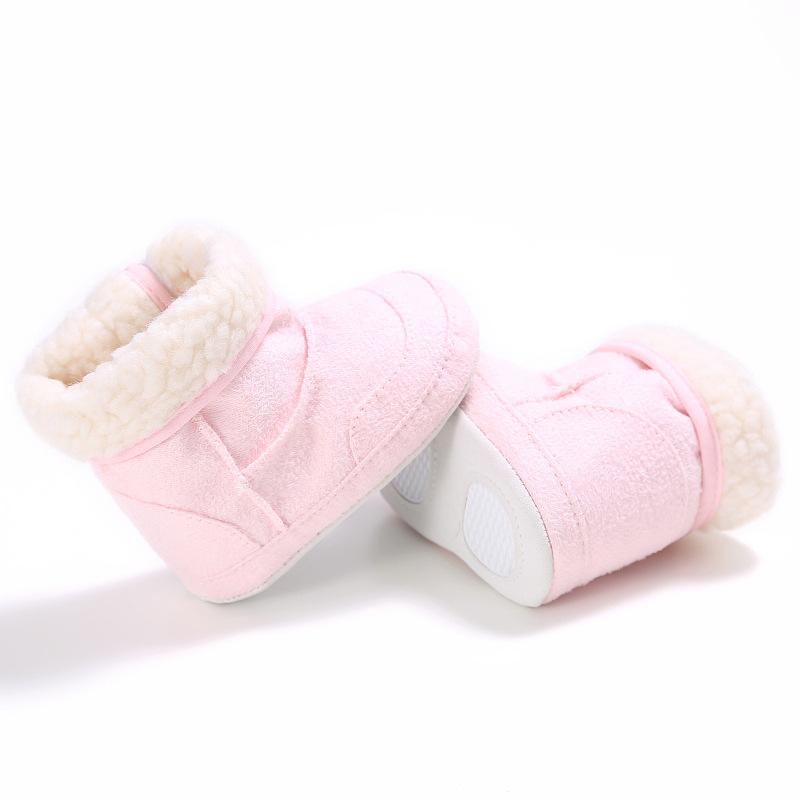 Animal Baby Boys Girls Canvas Toddler Sneaker Anti-Slip Ultra-Lightwight First Walkers Candy Shoes 0-18 Months Bear-08