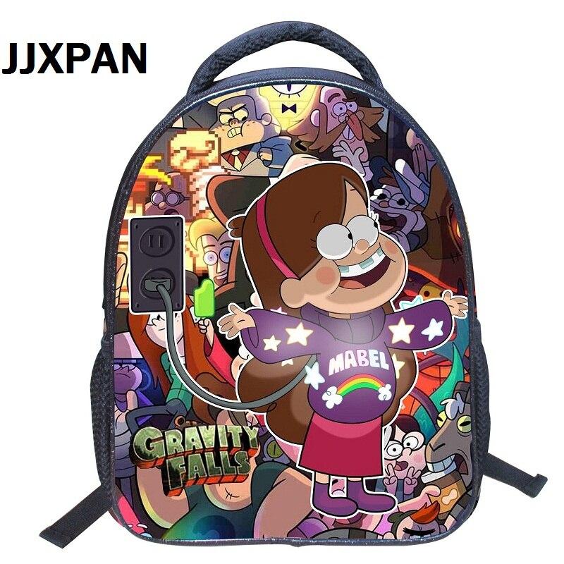 Aliexpress.com : Buy 2017 New Children Backpacks Gravity Falls ...
