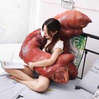 Hot Selling Big Size Creative Interesting Pig's Feet Plush Toys Trotter Simulation Pillow Cushion Soft Sofa Furnishing Articles