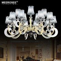 Modern LED Chandelier Light Stainless Steel Suspension Drop Lamp For Living Dining Room LED Lustres Indoor