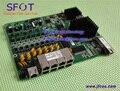 Placa de CIRCUITO IMPRESSO, PD com 8 portas ethernet, inversa POE GPON onu rede óptica, 8 portas cartão PCB